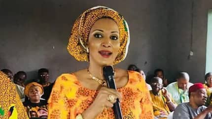 Bianca Ojukwu absent at APGA rally as Victor Umeh calls for peace