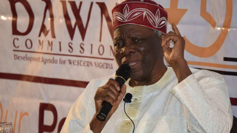 Terrorists to Attack Yoruba Land in the Next Few Days, Akintoye Alleges