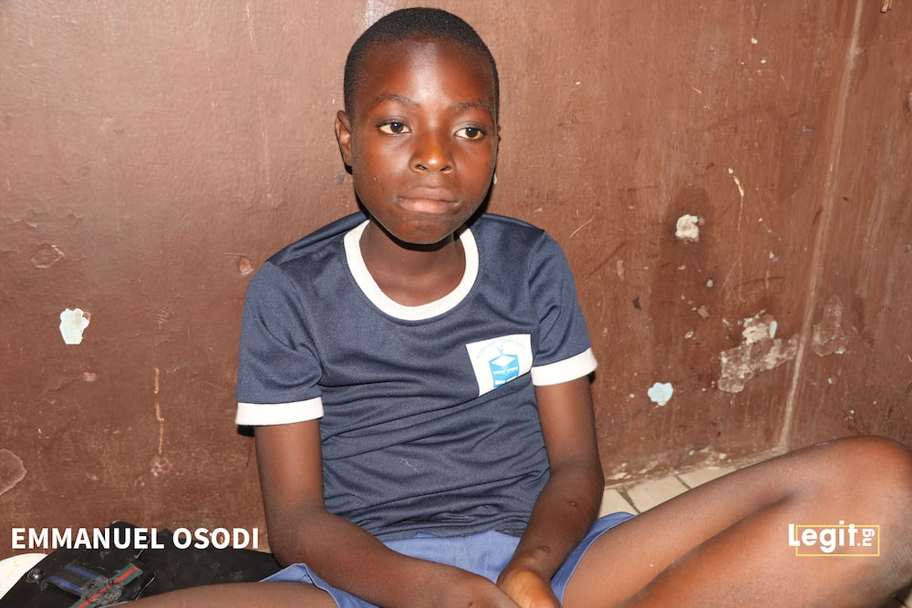Meet Sikiru Adeyemi, the JSS1 student who designed a house from waste items
