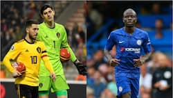 Hazard, Courtois, reveal 1 Chelsea star they want at Real Madrid next season