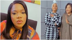Reactions as Toyin Abraham promises to get Naija man for US actress LisaRaye, says they don't cheat