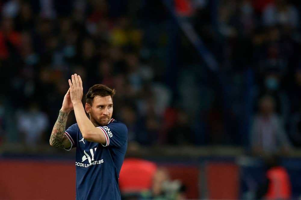 Lionel Messi left excited and sad at the same time after watching Icardi fire PSG to victory over Lyon