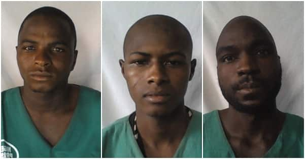 FG publishes photos of 4 inmates who broke out from prison in Jos