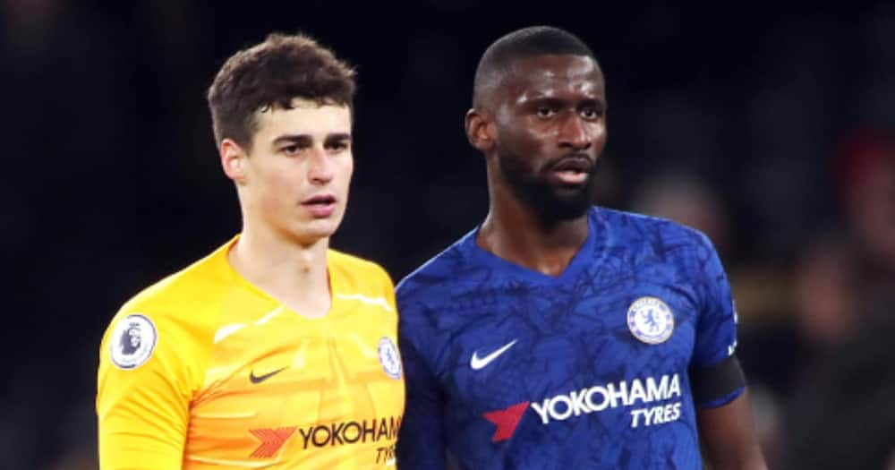 Tension at Stamford Bridge as 2 Chelsea Stars Involved in Heated Argument After West Defeat