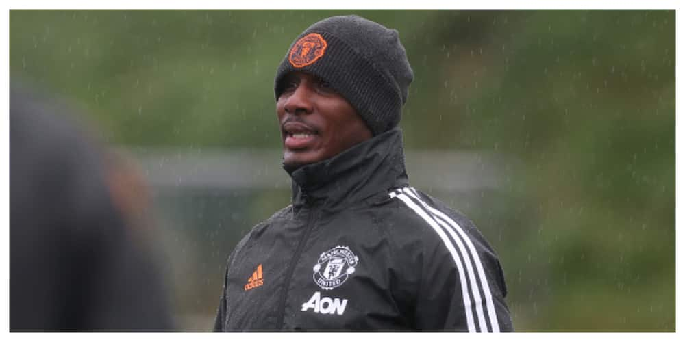 Odion Ighalo claims he save money to watch United, cried when they lose