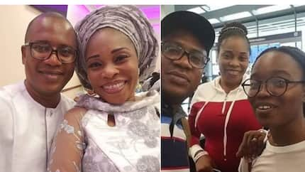 Gospel singer Tope Alabi shares photo as she celebrates wedding anniversary with husband