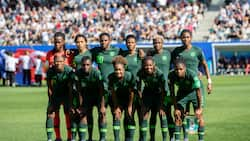 Kanu scores brace as Nigeria destroy Ghana in Lagos as fight to qualify for AWCON continues