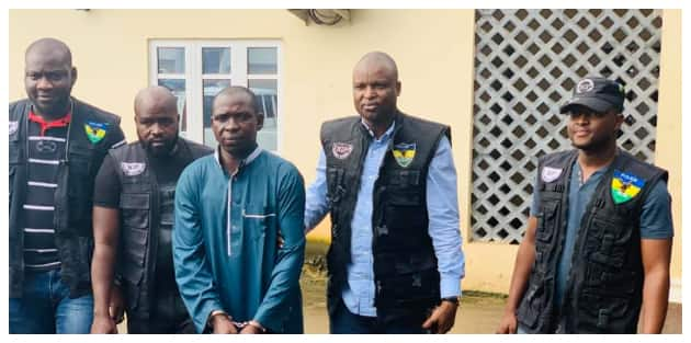 Wadume's arrest: IGP says kidnapper's arrest will bring answers to policemen killing in Taraba