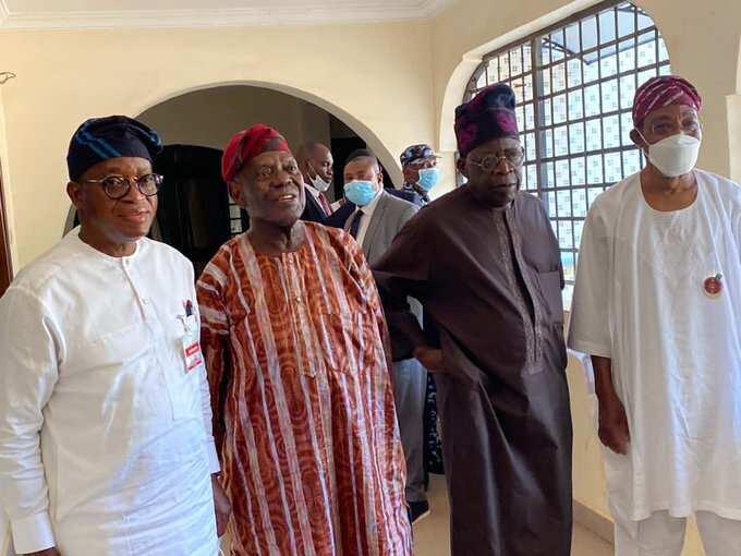 2023 presidency: Yoruba group pushes for Tinubu, sends message to APC, northern leaders