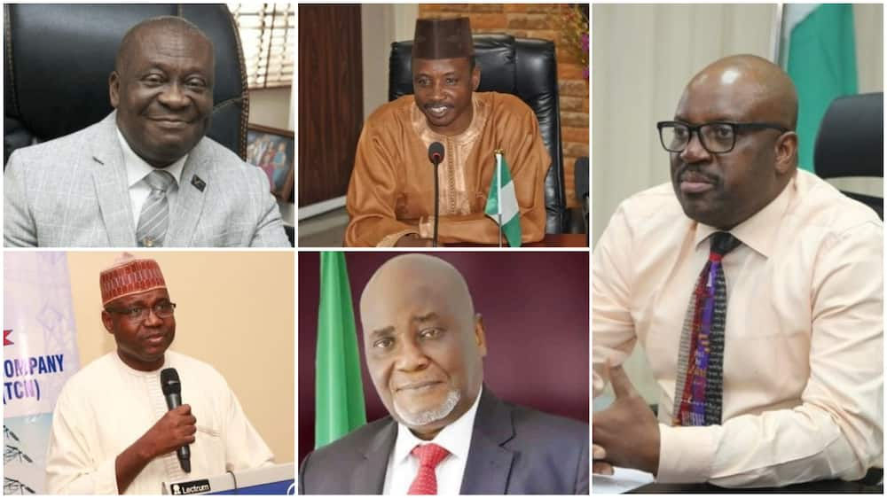 2020 in Review: 5 prominent political appointees sacked by Buhari