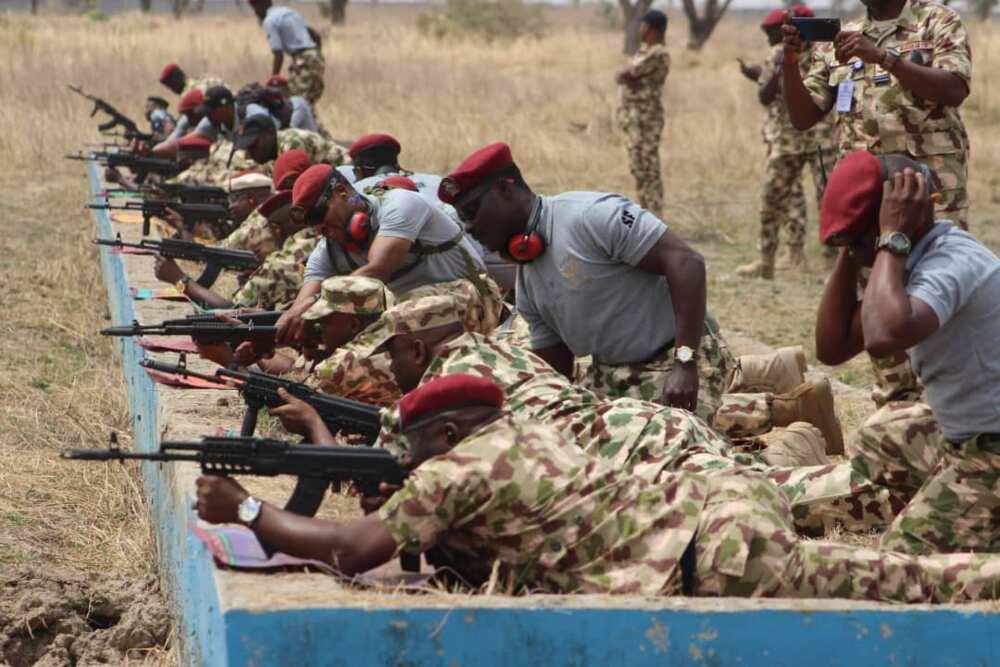 11 feared killed as soldiers battle gunmen in Abia state