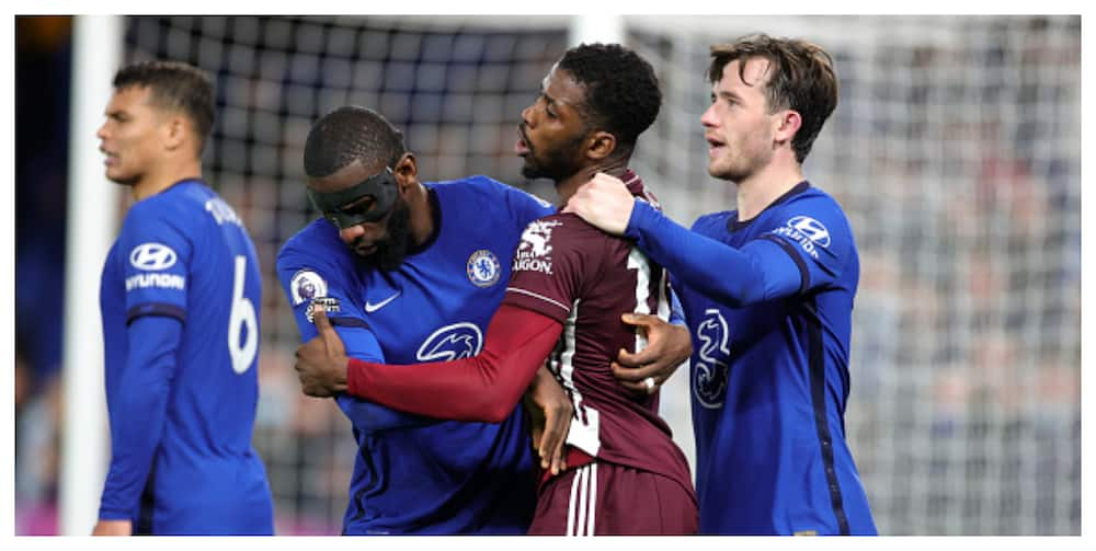 Super Eagles star Iheanacho reveals reason Leicester City and Chelsea players clashed