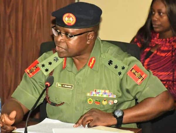 NYSC DG says COVID-19 palliatives not stored in orientation camps