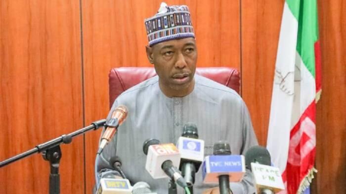 Borno: Zulum ya sanar da ranar da za a rufe dukkanin sansanonin ƴan gudun hijira a Maiduguri
