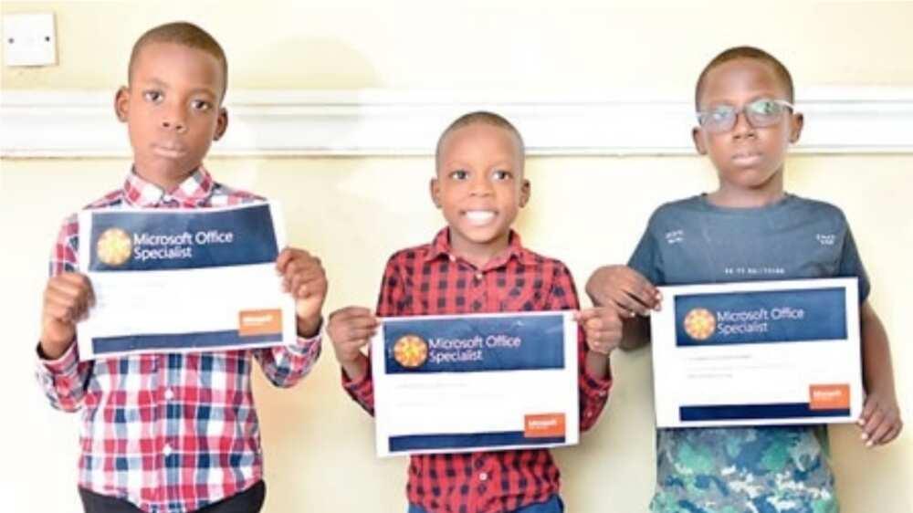Nigeria : à 6 ans, il devient le plus jeune spécialiste de Microsoft en Afrique