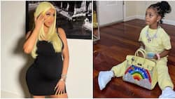 Cardi B buys her 3-year-old daughter Kulture a high end handbag with a N19.7m price tag
