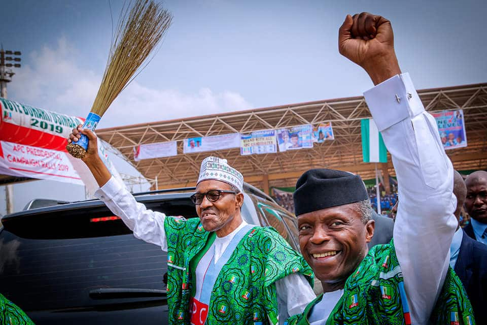 By 2023, Nigerians will look back and not regret voting Buhari - Presidency