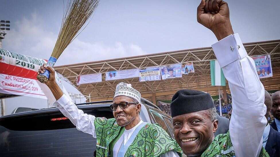 Inda ni na sha ban-bam da sauran masu mulki da 'yan siyasar kasar nan inji Shugaba Buhari