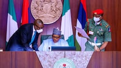 Breaking: President Buhari makes crucial appointment (photo)