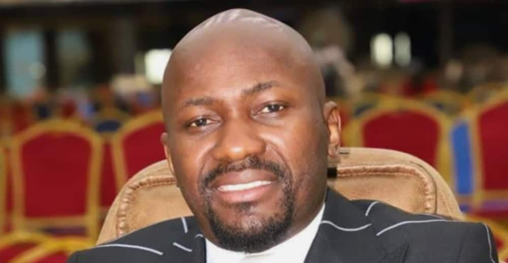 """Pastor who accused Apostle Johnson Suleman of sleeping with his wife, releases what he claims is an """"audio evidence"""""""