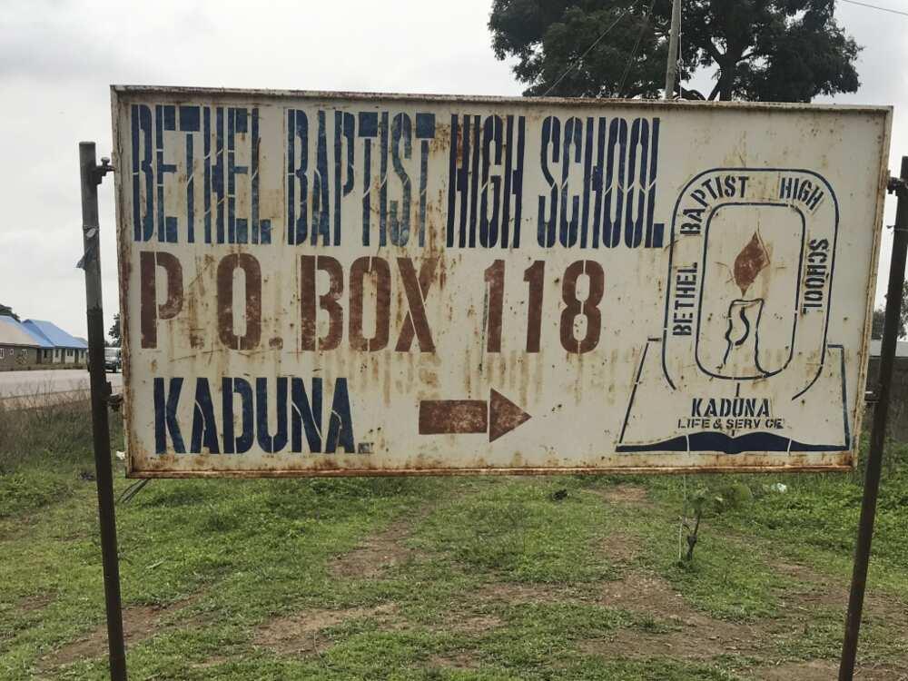Kaduna: 'Yan bindiga sun sako dalibai 32 na makarantar Bethel Baptist