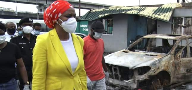 EndSARS protests: NPA boss reacts to attack on headquarters