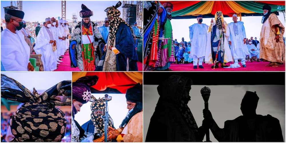 Ado Bayero is the 15th Emir of Kano state.
