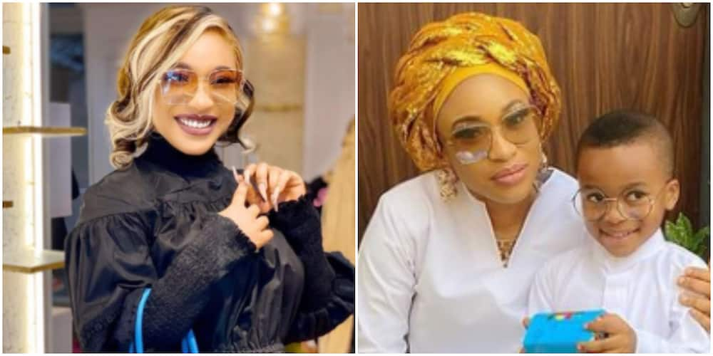 Tonto Dikeh reportedly moves into 6-bedroom apartment in Abuja