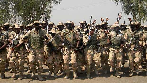 Hukumar Sojin Najeriya ta sallami jami'ai 300 kan laifin guduwa daga faggen yakin Boko Haram