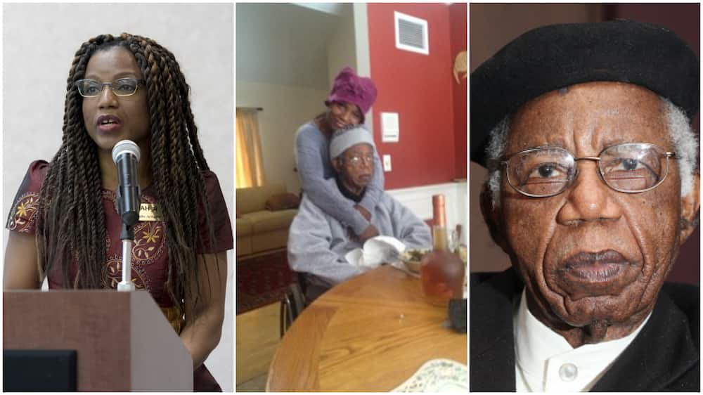 Chinua Achebe's daughter remembers her daddy 8 years after his death, says she misses him