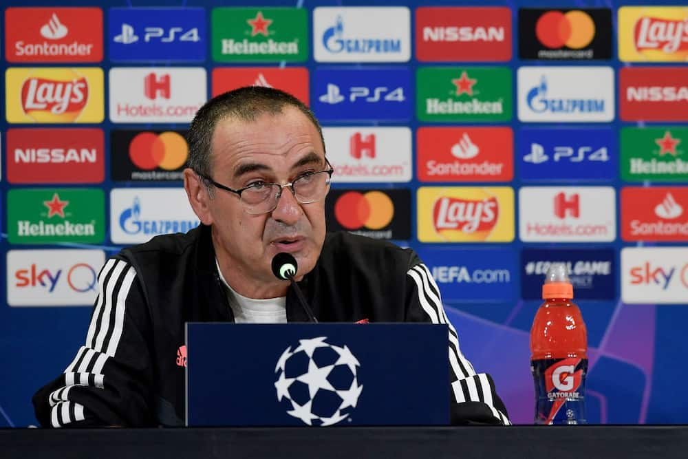 Lazio confirm Maurizio Sarri as new manager on two-year deal