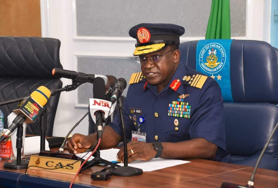 Nigerian Air Force reacts, denies reports of another military plane crash emerge