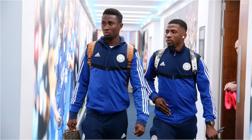 Super Eagles Star Kelechi Iheanacho Claimed He Stopped Using Soap, Names His New Success Secret