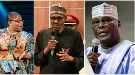 How five political parties were selected to participate for presidential debate - NEDG