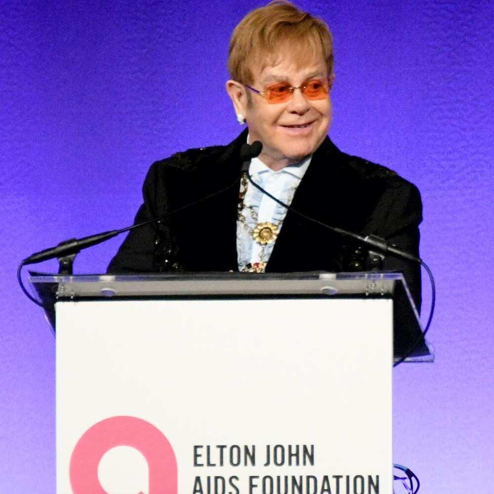 Elton John's real name