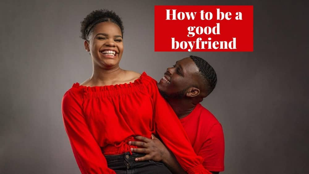 how to be a good boyfriend