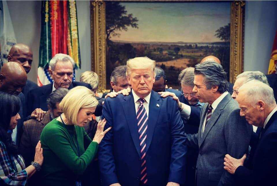 Donald Trump's spiritual adviser adopts MFM prayers