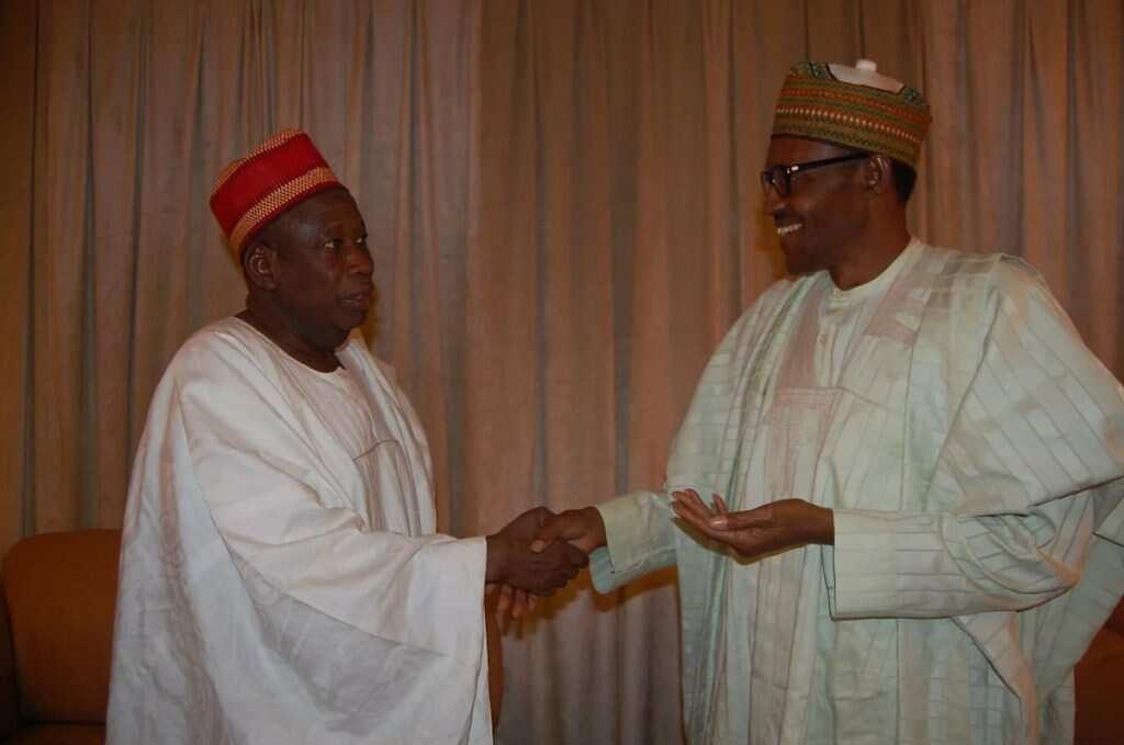 Kamfen: Buhari zai kauracewa Kano saboda Ganduje