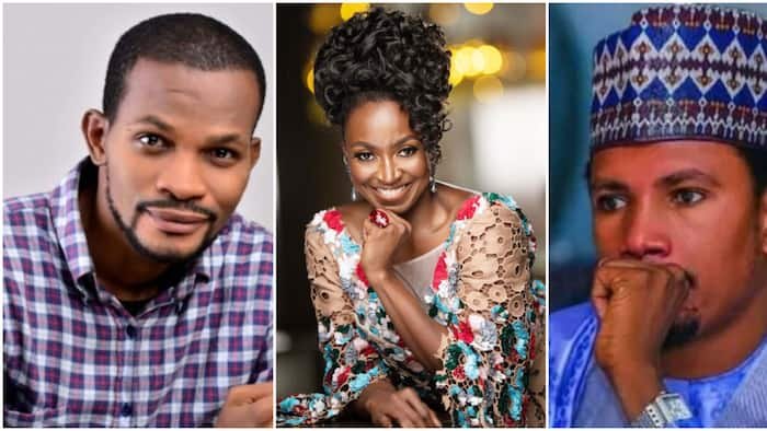 Senator Elisha Abbo is God sent to AGN, he's been destined to be our patron - Uche Maduagwu tells Kate Henshaw