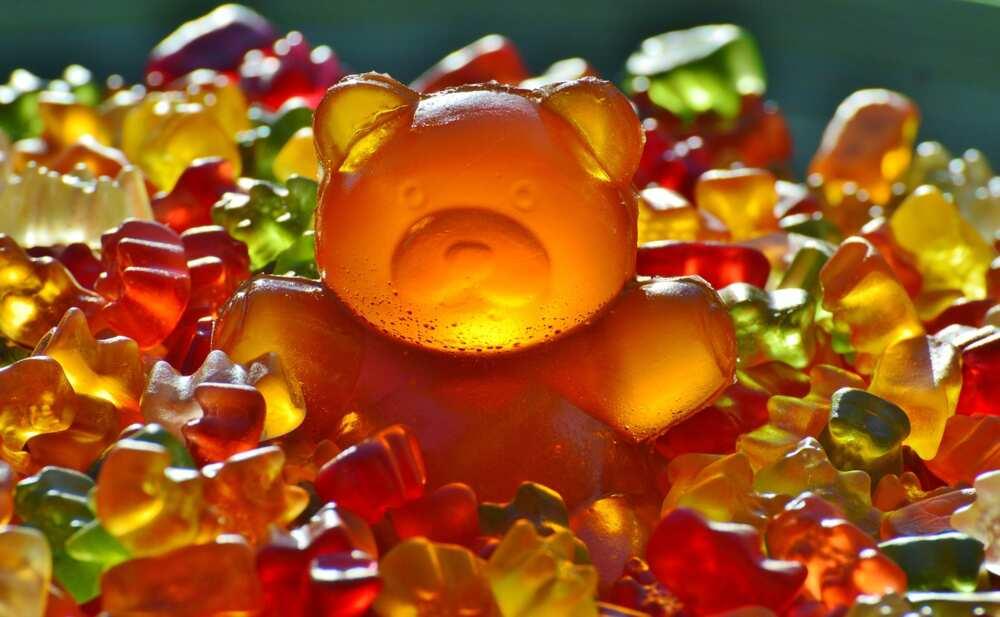 Gummy bear puns