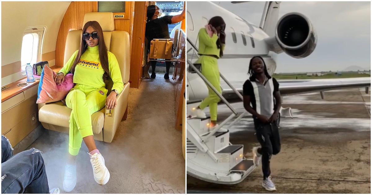 BREAKING: 'Fashola' saga: Naira Marley explodes as Executive Jets chairman, Iwuajoku calls him useless
