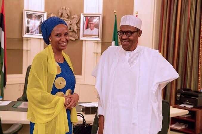 Karfa-karfa: Buhari da Ministansa, Amaechi sun saba doka wajen dakatar da Hadiza Bala Usman