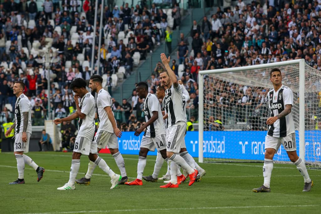 Alex Sandro nets as Juventus beat Fiorentina 2-1 to emerge Serie A champions