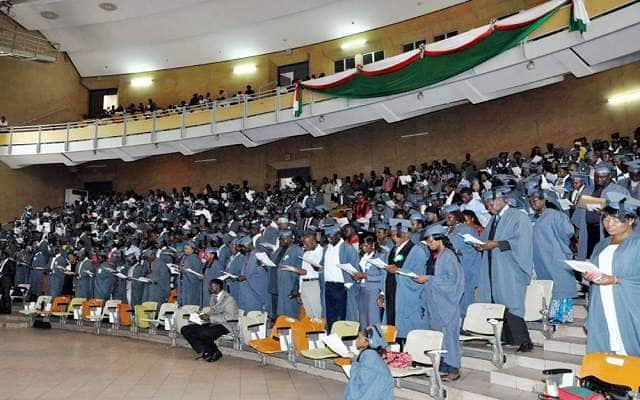 24 graduants bag first class as 4,946 students graduate from UniAbuja