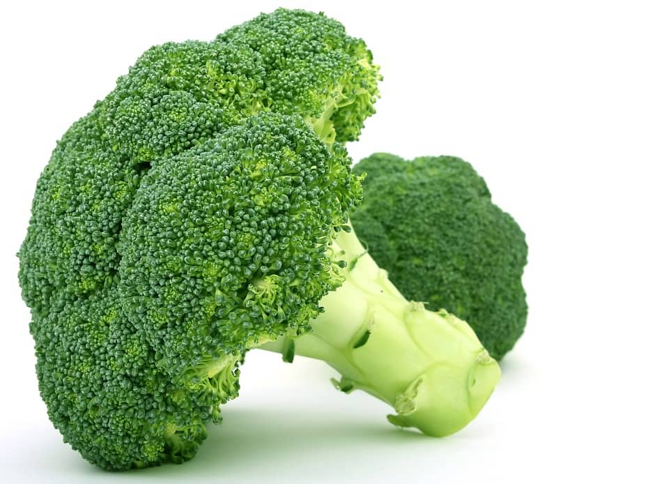 what does bad broccoli look like