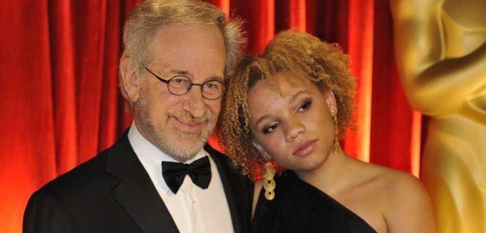 Steven Spielberg daughter