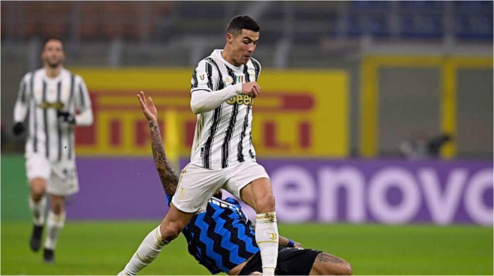 Cristiano Ronaldo sets unprecedented record in football history after Juventus brace in Coppa Italia