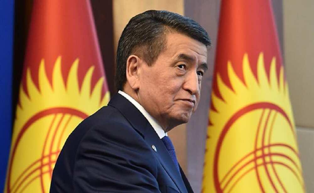 Shugaban kasar Kyrgyzstan Jeenbekov ya yi murabus