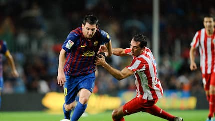 Atletico Madrid superstar reveals who the best is between Ronaldo and Messi