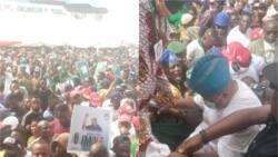 Osun 2022: APC jittery as Adeleke declares governorship bid, tells Oyetola to prepare handover note